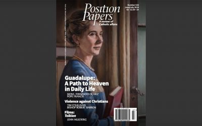 New issue of Position Papers: June/July 2019
