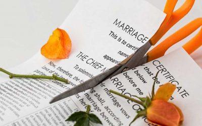 The risk factors leading to marital breakdown