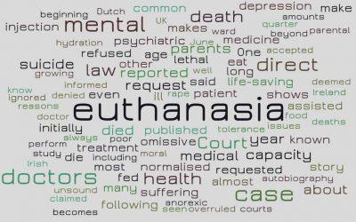 Third webinar on euthanasia