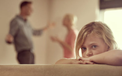 Parents who split before children are six put them at greatest risk of unhappiness, study finds